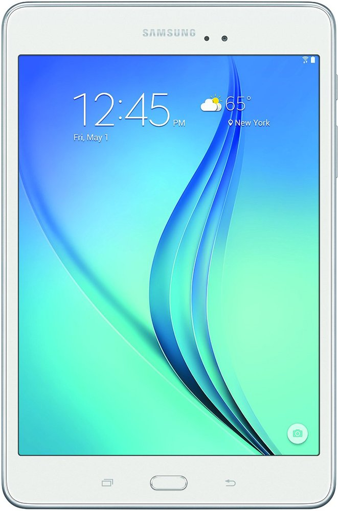 Планшет Samsung Galaxy Tab A 9.7 16GB LTE Sandy White (SM-T555)