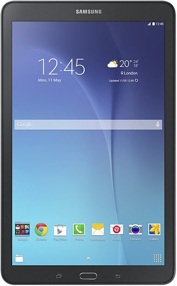 Планшет Samsung Galaxy Tab E 8GB 3G Metallic Black (SM-T561) фото