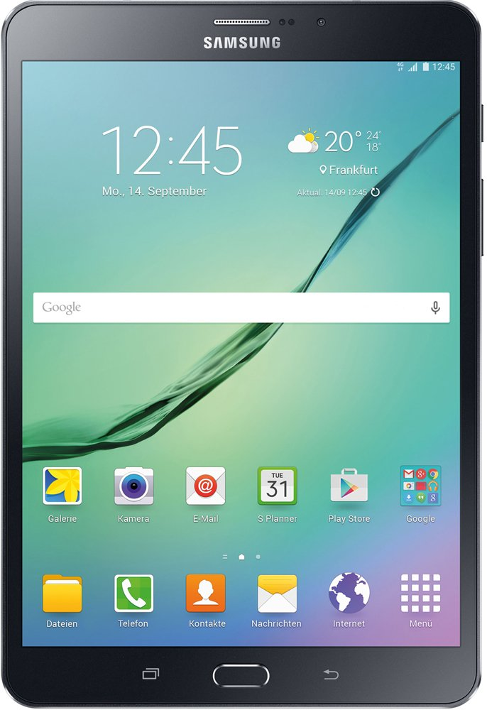 Планшет Samsung Galaxy Tab S2 9.7 32GB Black (SM-T813)