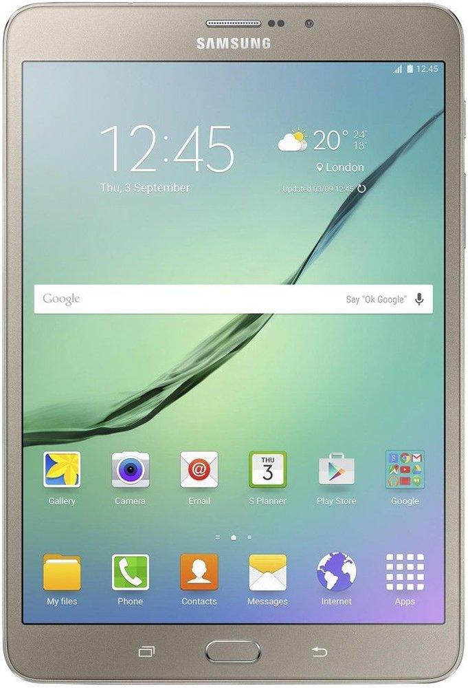 Планшет Samsung Galaxy Tab S2 9.7 32GB Gold (SM-T813) фото