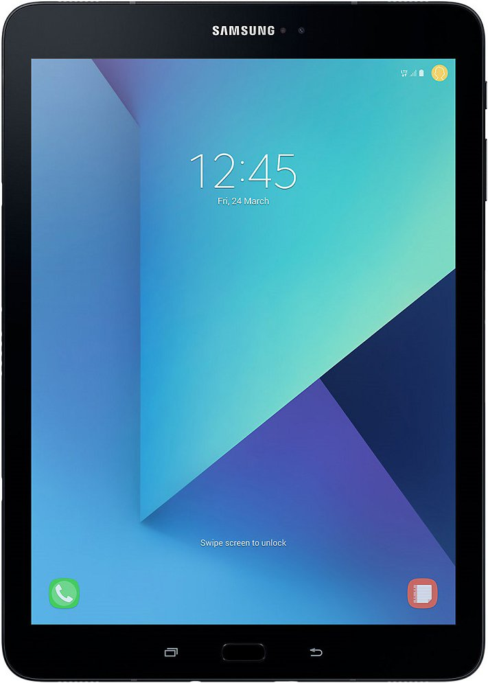 Планшет Samsung Galaxy Tab S3 32GB Black (SM-T820) фото