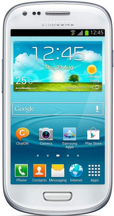 Мобильный телефон Samsung GT-i8190 Galaxy S III mini (8Gb)