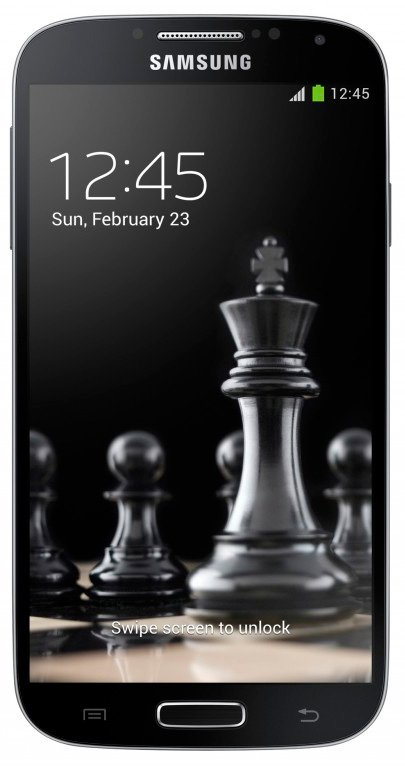 Мобильный телефон Samsung GT-I9192 Galaxy S4 mini Duos Black Edition (8Gb)