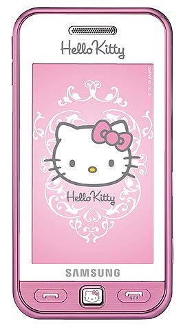 ��������� ������� Samsung GT-S5230 Hello Kitty