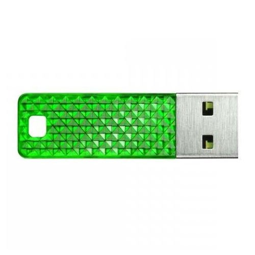 USB-флэш накопитель SanDisk Cruzer Facet CZ55 Electric Green 32GB (SDCZ55-032G-B35GE)