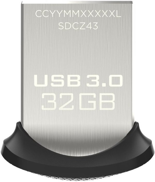 USB-флэш накопитель SanDisk Ultra Fit 32GB (SDCZ43-032G-GAM46) фото