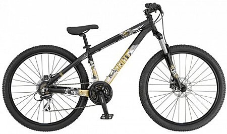 Велосипед Scott Voltage YZ 25 Disc (2009)