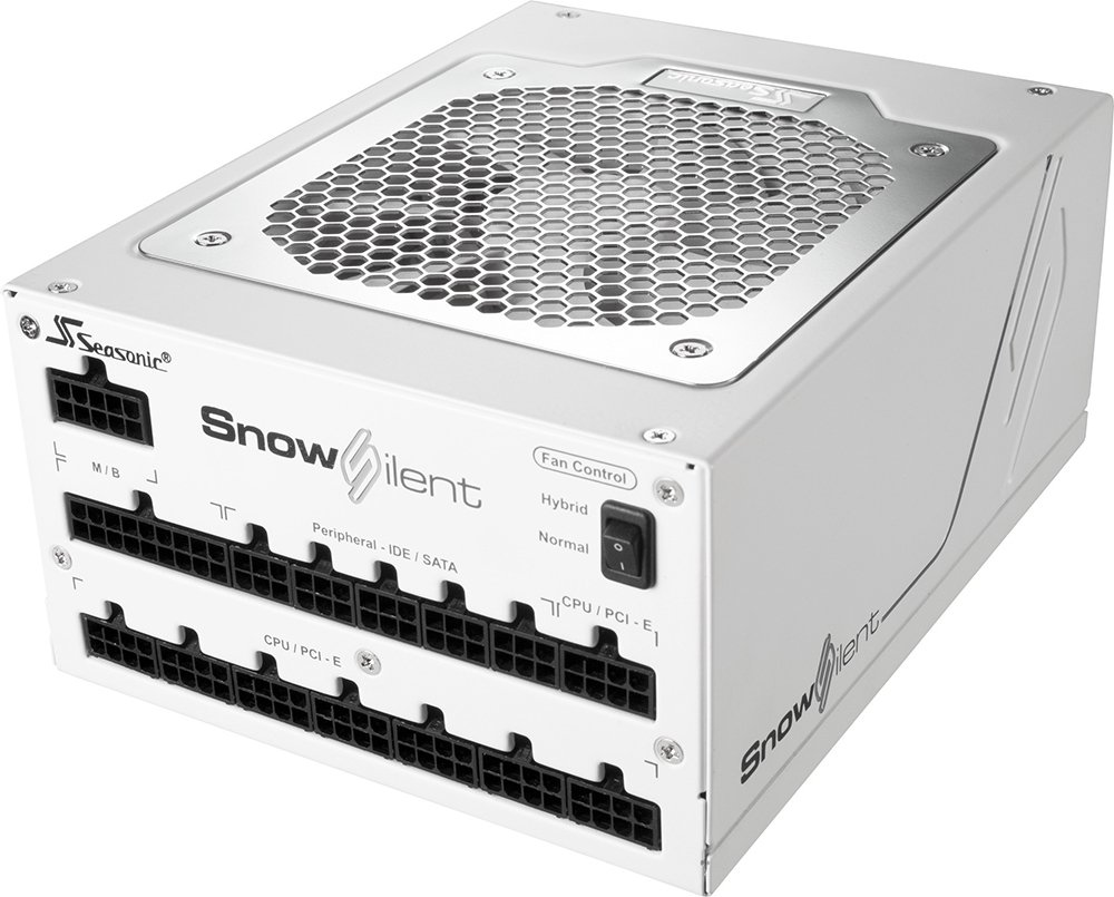 Блок питания Seasonic Snow Silent 750 (SS-750XP2S)