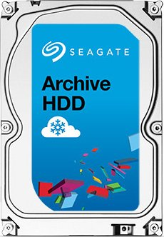 Жесткий диск Seagate Archive HDD (ST5000AS0011) 5000 Gb
