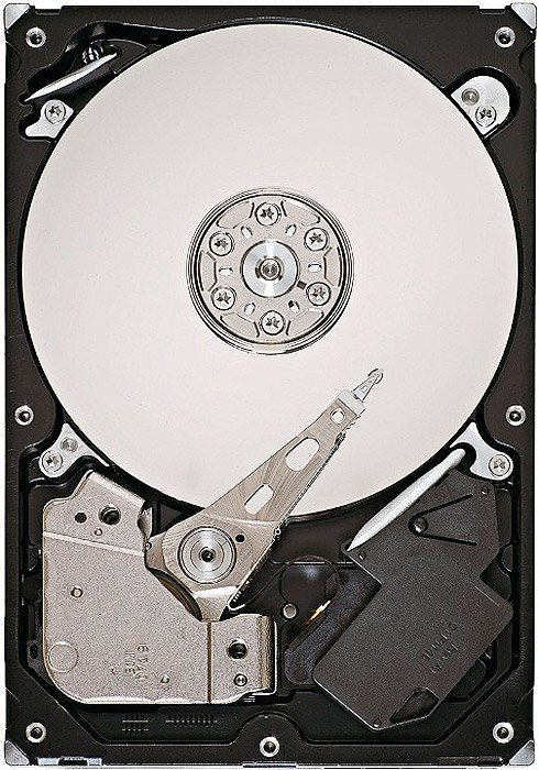 Жесткий диск Seagate Barracuda Green (ST1000DL002) 1000 Gb