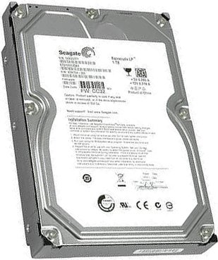 Жесткий диск Seagate Barracuda ST3500418AS 500 Gb