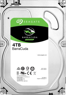 Жесткий диск Seagate Barracuda (ST4000DM005) 4000Gb