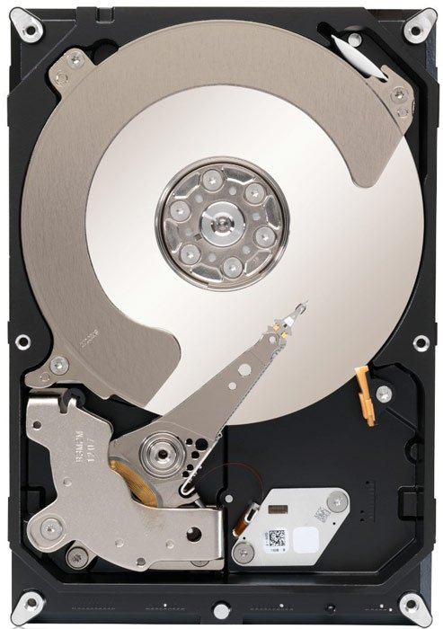 Жесткий диск Seagate Constellation CS (ST3000NC002) 3000 Gb фото