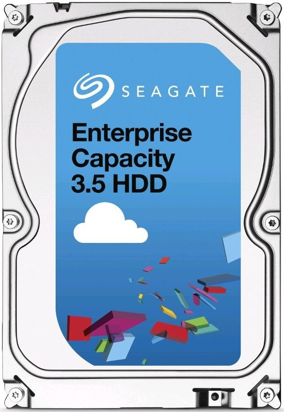Жесткий диск Seagate Enterprise Capacity (ST3000NM0055) 3000Gb