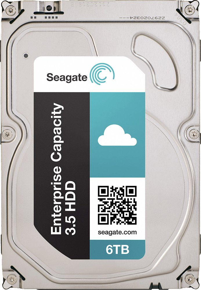 Жесткий диск Seagate Enterprise Capacity (ST6000NM0024) 6000 Gb фото