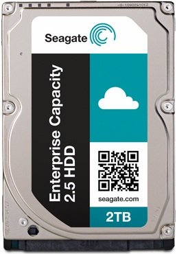 Жесткий диск Seagate Enterprise Capacity 2.5 (ST2000NX0433) 2000Gb фото