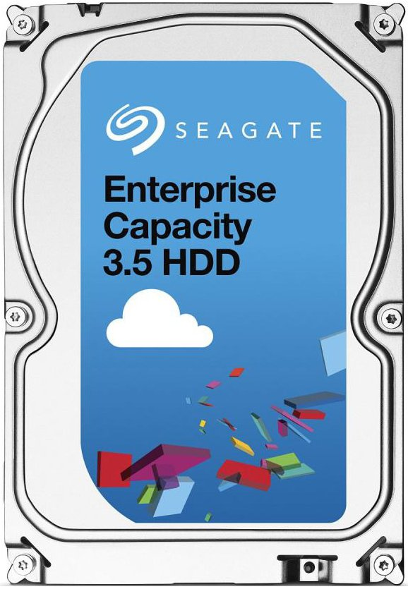 Жесткий диск Seagate Enterprise Capacity (ST4000NM0025) 4000Gb фото