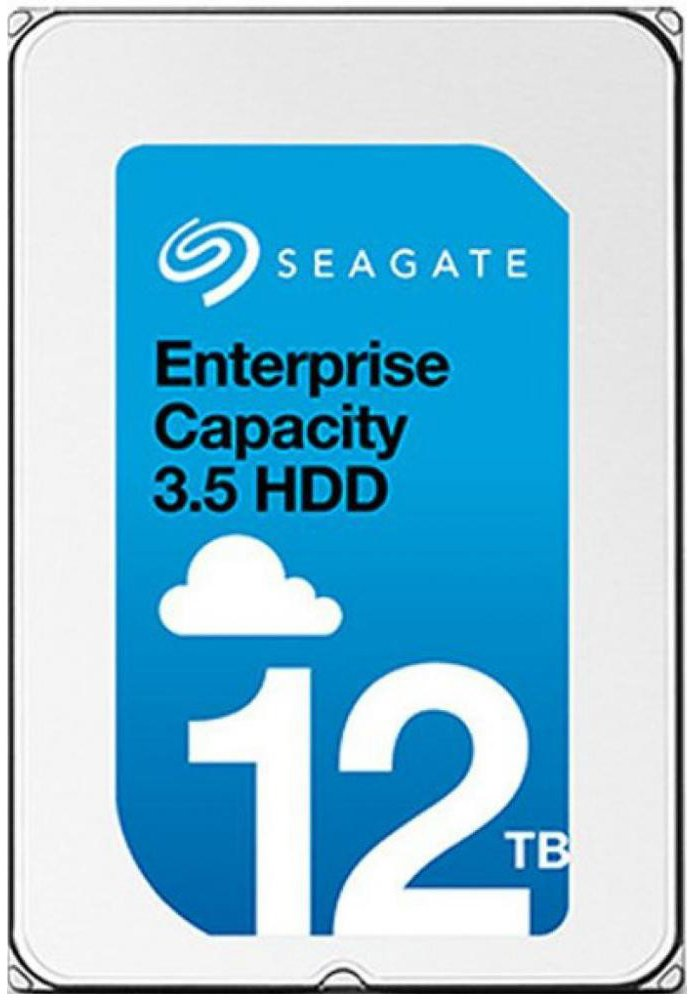 Жесткий диск Seagate Enterprise Capacity 3.5 v7 (ST12000NM0007) 12000Gb фото