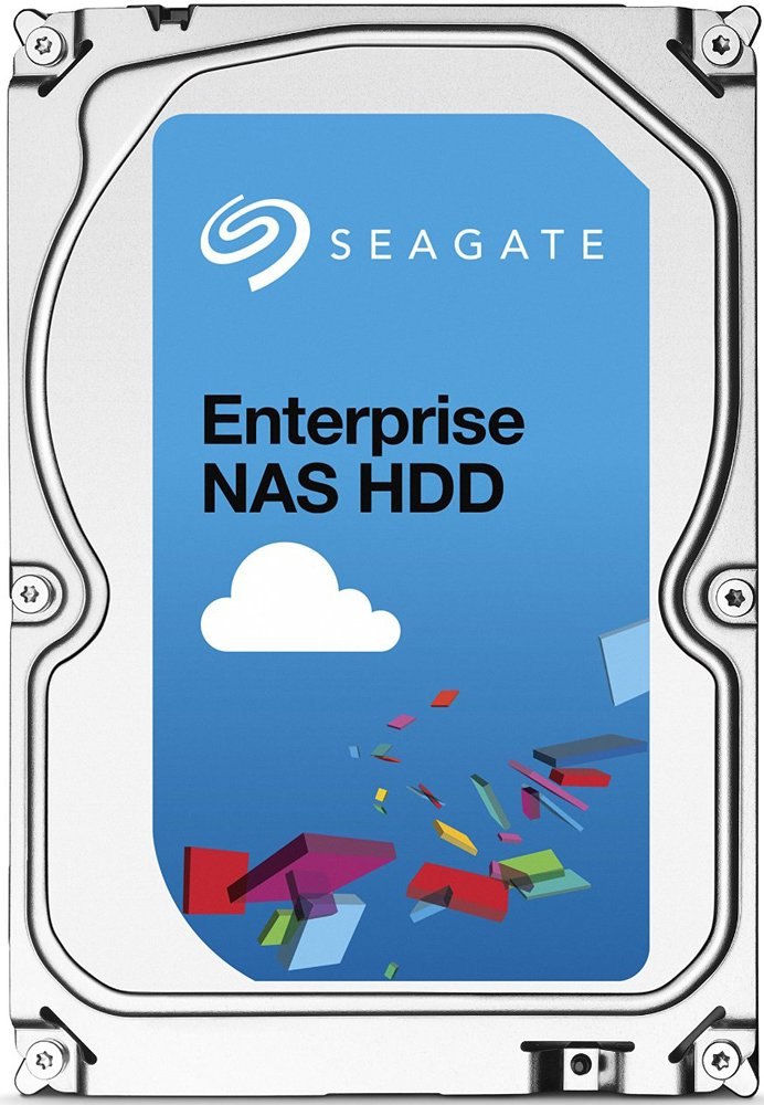 Жесткий диск Seagate Enterprise NAS (ST4000VN0001) 4000 Gb