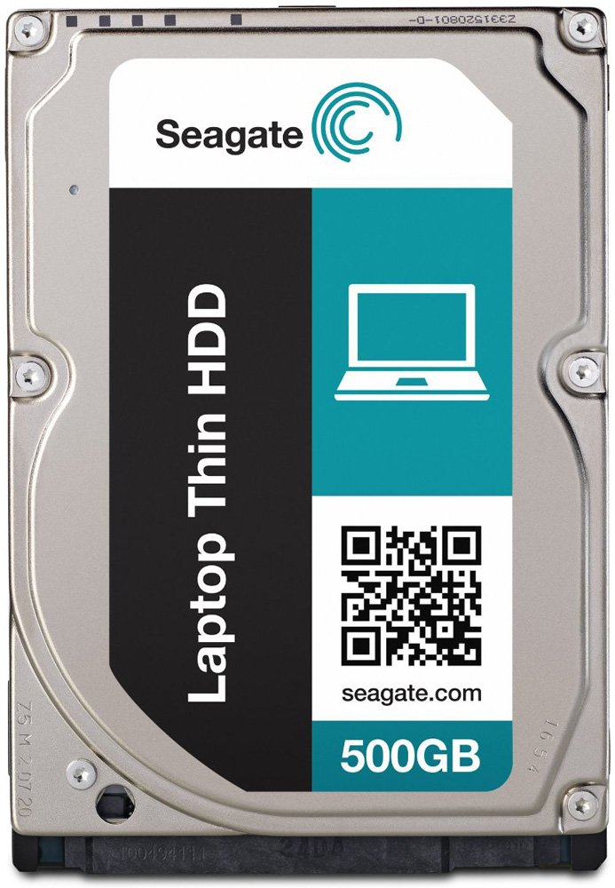 Жесткий диск Seagate Laptop Thin (ST500LM021) 500 Gb фото