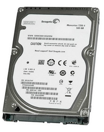 Жесткий диск Seagate Momentus ST9500325AS 500 Gb