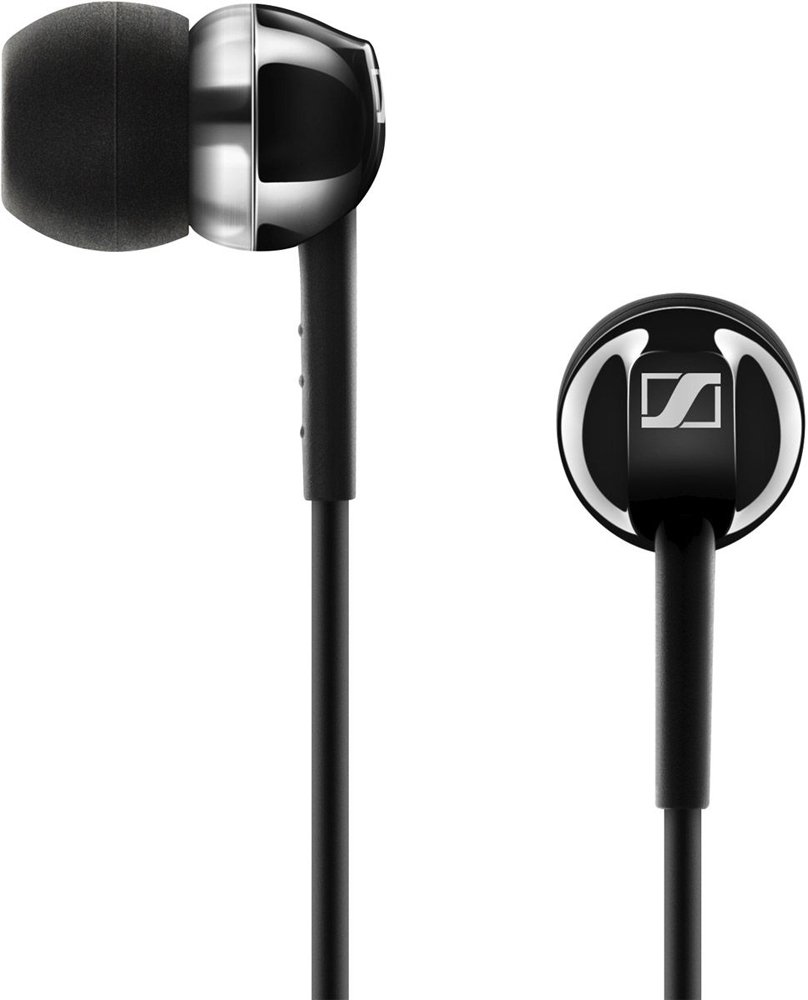 Наушники Sennheiser CX 1.00 Black фото