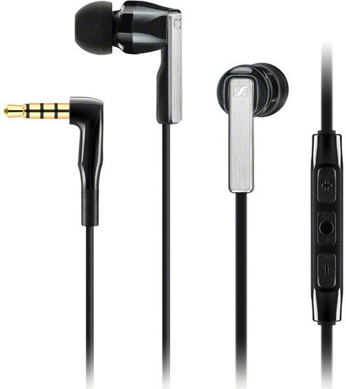 Гарнитура Sennheiser CX 5.00G Black