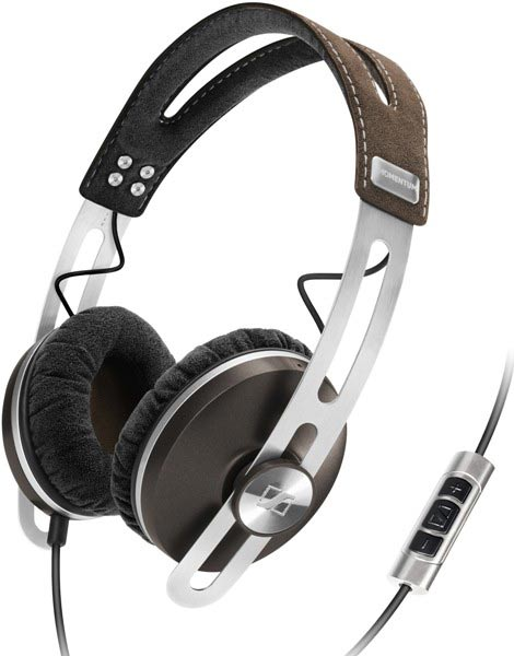 Гарнитура Sennheiser Momentum On Ear Brown