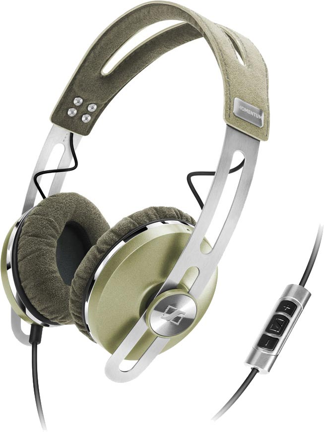 Гарнитура Sennheiser Momentum On Ear Green