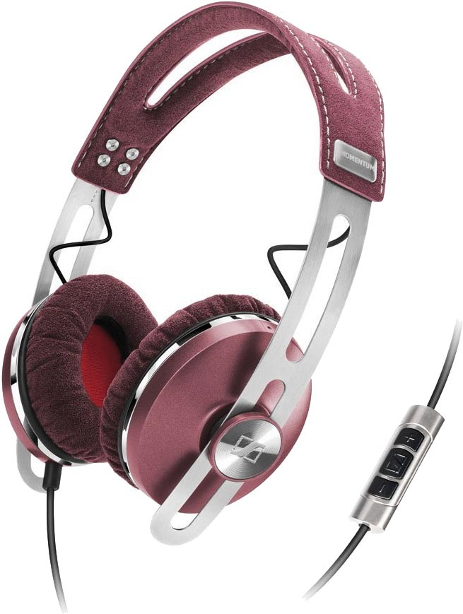 Гарнитура Sennheiser Momentum On Ear Pink
