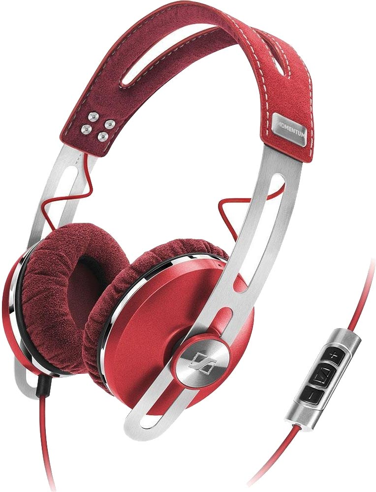Гарнитура Sennheiser Momentum On Ear Red