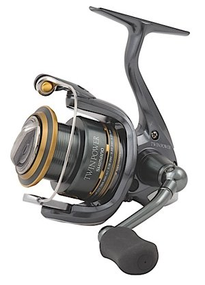 Катушка Shimano TWIN POWER 1000 FC фото