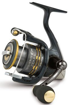 Катушка Shimano TWIN POWER CI4 4000S FA