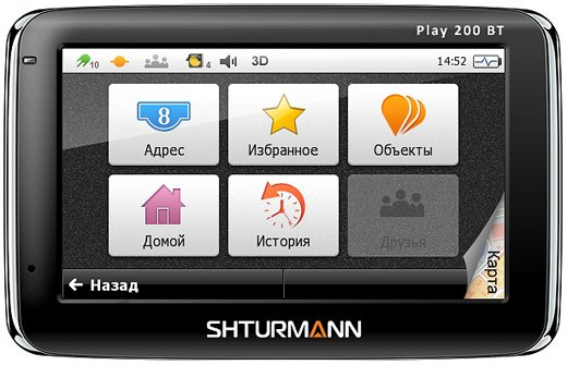 GPS-��������� Shturmann Play 200