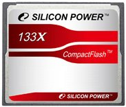 Карта памяти Silicon Power 133X Professional Compact Flash Card 1GB