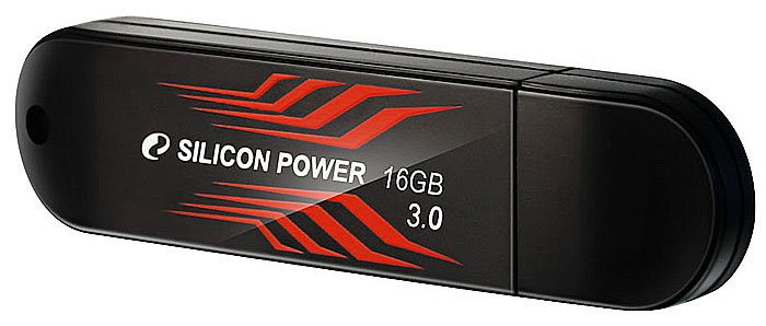 USB-флэш накопитель Silicon Power Blaze B10 16Gb SP016GBUF3B10V1B