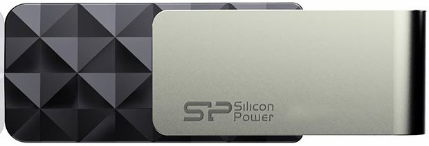 USB-флэш накопитель Silicon Power Blaze B30 32GB (SP032GBUF3B30V1K)