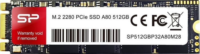Жесткий диск SSD Silicon Power P32A80 (SP512GBP32A80M28) 512Gb фото