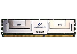Модуль памяти Silicon Power SP002GBFRI800S01 DDR2 PC6400 2Gb