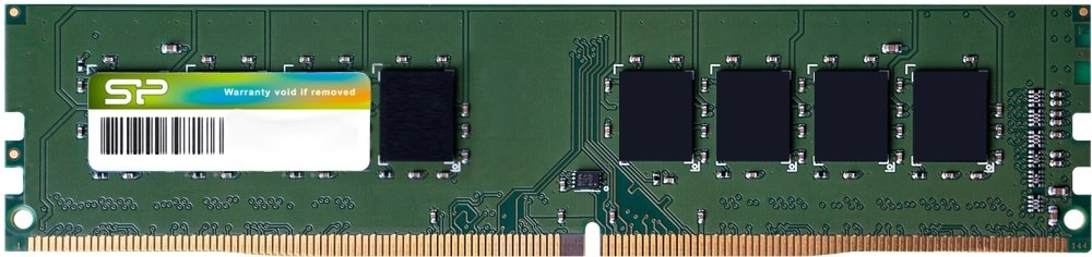 Модуль памяти Silicon Power SP008GBLFU213B02 DDR4 PC4-17000 8Gb