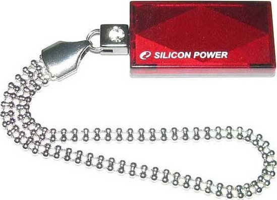 USB-���� ���������� Silicon Power Touch 810 16Gb