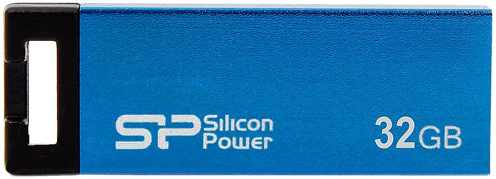 USB-флэш накопитель Silicon Power Touch 835 32GB (SP032GBUF2835V1B)