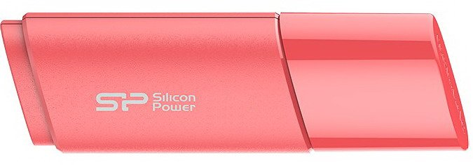USB-���� ���������� Silicon-Power Ultima U06 16GB (SP016GBUF2U06V1P)