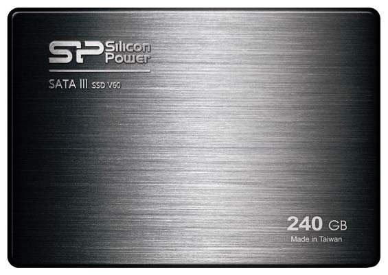 Жесткий диск SSD Silicon Power Velox V60 (SP240GBSS3V60S25) 240 Gb
