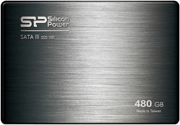 Жесткий диск SSD Silicon Power Velox V60 (SP480GBSS3V60S25) 480 Gb