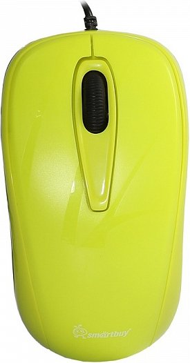 Компьютерная мышь SmartBuy 310 Yellow