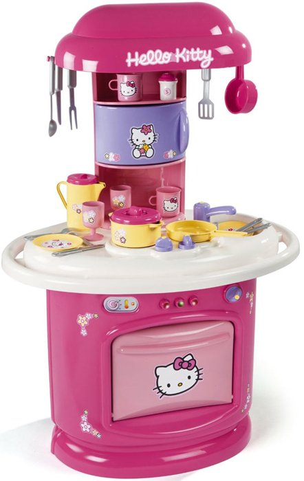 ����� ��� ������� Smoby ����� Hello Kitty 24363