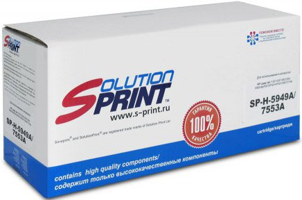 Лазерный картридж SolutionPrint SP-H-5945XU