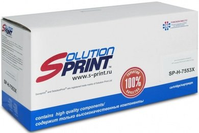 Лазерный картридж SolutionPrint SP-H-7553X