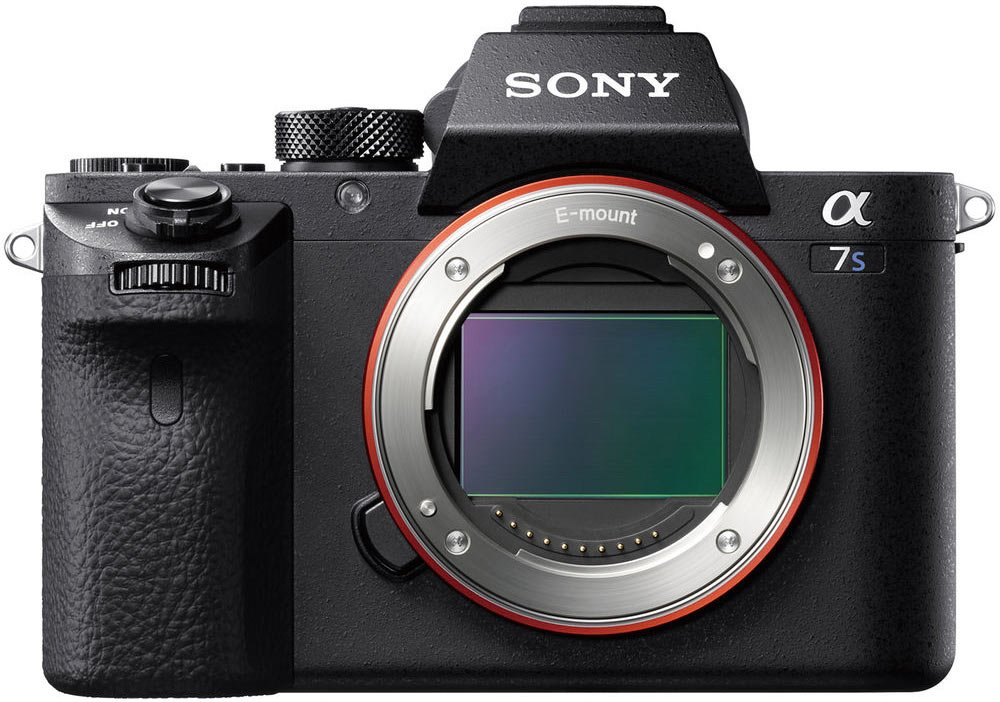 Фотоаппарат Sony Alpha A7S II Body фото